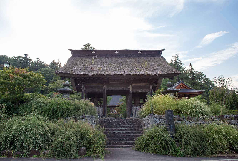 Tsuganeji-Temple